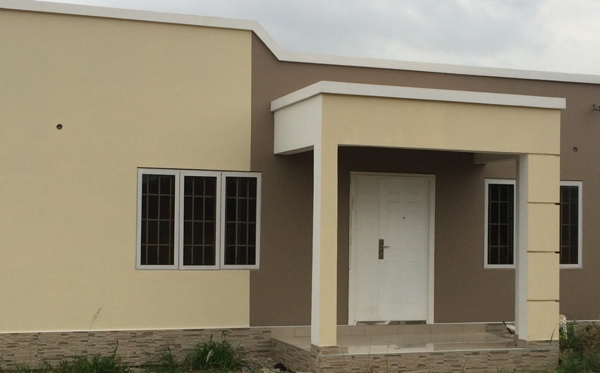 3 Bedroom House For Sale Gated Community With Land Title