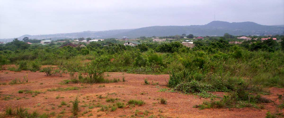 Pantang Plot For Sale Accra Ghana