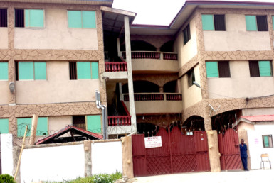 Hostel for sale at McCarthy
