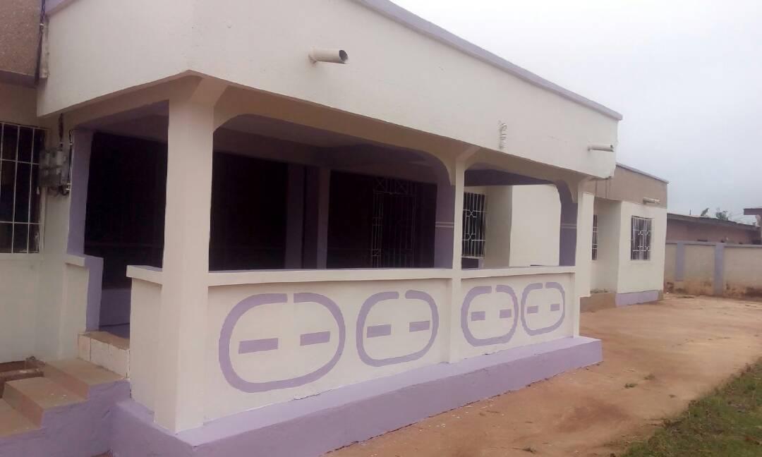 5 Bedroom House for Sale at Kwadaso Estate - Kumasi, Ghana